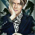 David Bowie by Melanie D
