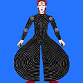 David Bowie - Moonage Daydream by Dianah B