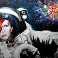 David Bowie, Star Man by Tim Bennett
