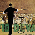 David Devant Poster C1910 by Granger