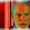 David Gilmour Red,nixo by Never Say Never