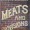 David Mann - Meats And Provisions by Bill Cannon