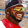 David Ortiz by Dave Olsen