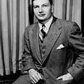 David Rockefeller B. 1915 Grandson by Everett