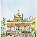 David Sasson Library Mumbai by Keshava Shukla