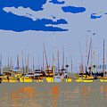 Davis Island Yachts by David Lee Thompson