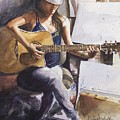 Dawb Leej - Studio Serenade by Douglas Trowbridge