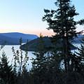 Dawn At Copper Island by Victor K