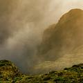 Dawn At Fogo Crater by Gaspar Avila