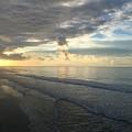 Dawn At Folly Beach by Matt Woolsey