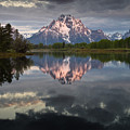 Dawn At Oxbow Bend by Greg Nyquist