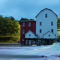 Dawn At Phelps Mill by Penny Meyers