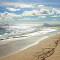 Dawn Beach by Lars Lentz