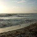 Dawn Beach by Terrisita Grant