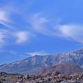 Dawn Eastern Sierra Nevada Mountains by Dean Pennala