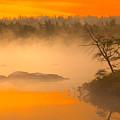 Dawn Mists by Irwin Barrett