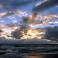 Dawn Of A New Day Treasure Coast Florida Seascape Sunrise 138 by Ricardos Creations