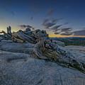 Dawn On Sentinel by Rick Berk