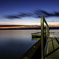 Dawn On Skaneateles Lake by Scott Reyes