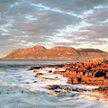 Dawn Over Simons Town South Africa by Neil Overy