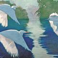 Dawn Patrol by Neal Smith-Willow