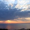 Dawn Sun Rays by Frederic Kohli