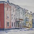 Dawson City by Craig Voth