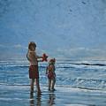 Day At The Beach by Erik Schutzman