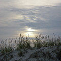 Day Fades Behind The Dunes by Mother Nature