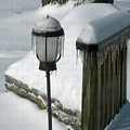 Day Lamp by Martie DAndrea
