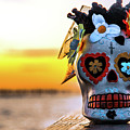 Day Of The Dead by Michael Frizzell