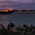 Daybreak In Key West by Kim Hojnacki