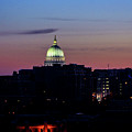 Daybreak In Madison Wi by Tommy Anderson