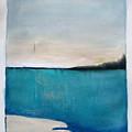 Daybreak On The Beach by Vesna Antic
