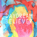 Daydream Believer- Abstract Art By Linda Woods by Linda Woods