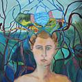 Daydream Crown by Ingrid Torjesen