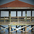 Daydream Gazebo by DigiArt Diaries by Vicky B Fuller