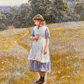 Daydreamer by Helen Allingham