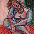 Daydreaming In Color by Dennis Tawes