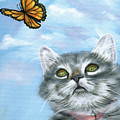 Daydreaming by Wanda Burton
