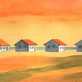 Days Cottages by Carolynn Fischel