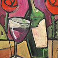 Days Of Wine And Roses by Tim Nyberg