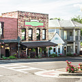 Daytime In Old Town Helena by Parker Cunningham