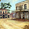 Dayton Nevada by Evelyne Boynton Grierson