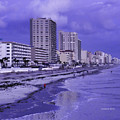 Daytona Beach November Morning by Deborah Benoit