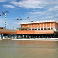 Daytona Beach Pier by Kristin Elmquist