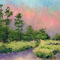 Daytona Pines by Diane Martens