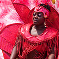 Dc Caribbean Carnival No 18 by Irene Abdou