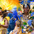 Dc Caribbean Carnival No 19 by Irene Abdou