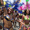 Dc Caribbean Carnival No 8 by Irene Abdou